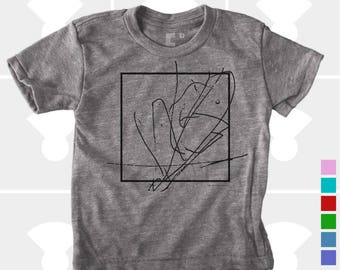 Abstract Box - Boys & Girls Unisex TShirt