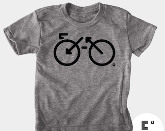 Bike - Boys & Girls Unisex Shirt