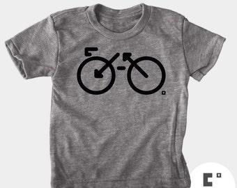 Bike - Boys & Girls Unisex Shirt