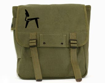 Eames Chair - Simple Canvas Backpack