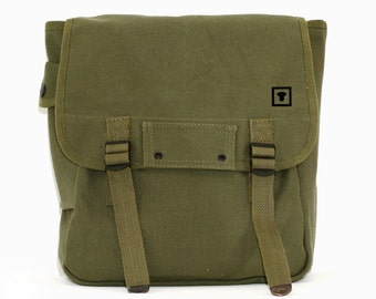 Medium Control Icon - Simple Canvas Backpack
