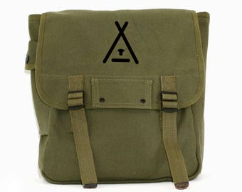 Tent - Simple Canvas Backpack