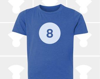 8th Birthday Shirt - Boys & Girls Unisex TShirt