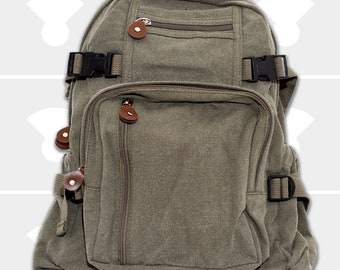 Icon - Lightweight Canvas Backpack