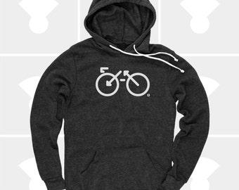 Bike Hoodie Men   Bicycle Shirt Men   Road Biking   Mountain Biking   Biking Gift   Gift for Men   Gift for Biker   Gift for Husband