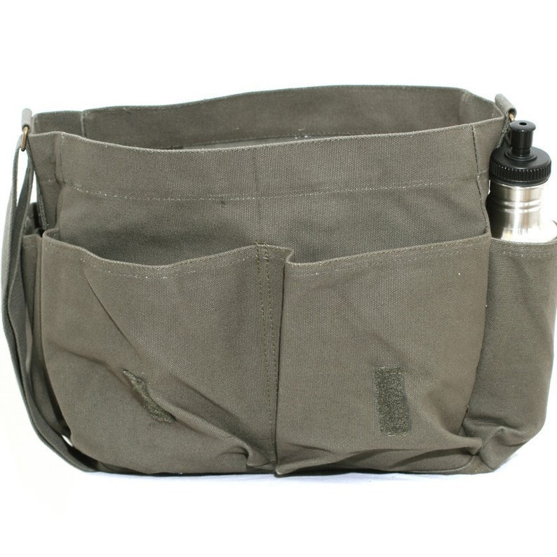 e53d42d409 Ampersand Messenger Bag   Laptop Bag Crossbody Bag Large