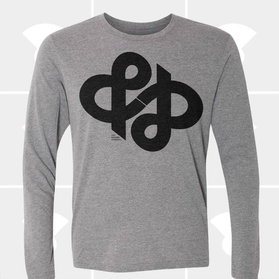 /& Sign Sweater Top Hipster Ampersand Unique Vintage Style Printed Jumper