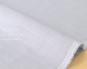 Double gaze japonais tissu Kokka Ichi No Kire Oeko-Tex - couleur 17-50cm