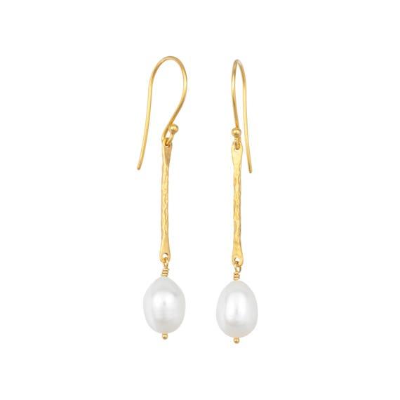 Pearl earrings,gold and pearl earrings,gold earrings,coin pearls,wedding jewellery,pearl dangle earrings,gold dangle earrings,june birthday