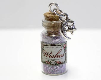 Wishes Fairy Vial Charm