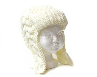 Kid's Hat, Ear Flap Trapper
