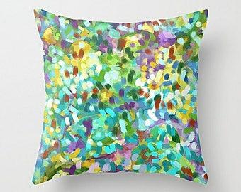 Throw Pillow Cover, 16x16 18x18 20x20 24x24 26x26 36x36, Dots Pillow, Pillow Cover, Cushion Cover, Couch Pillow, Art Pillow, Accent Pillow