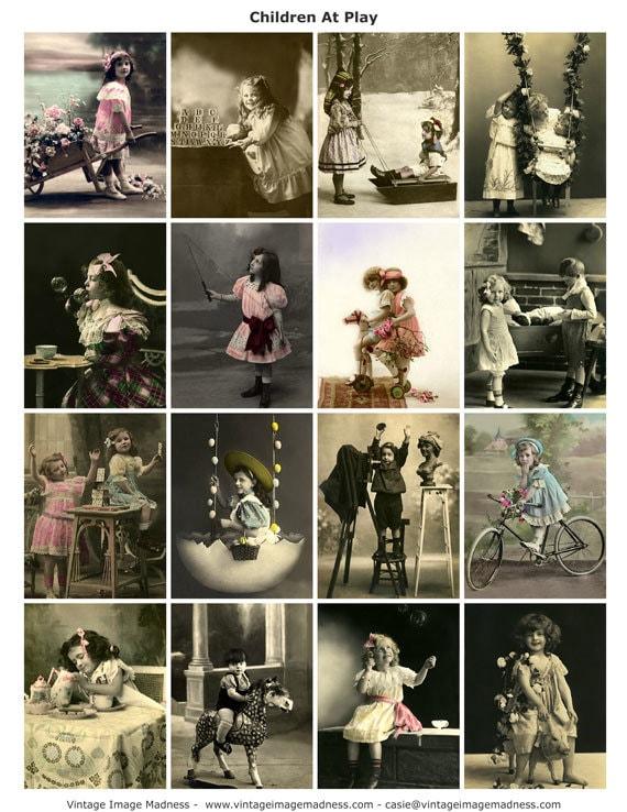 1930s Fashion Colors & Fabric