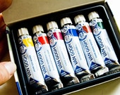 Van Gogh Watercolor Set - Six Colors