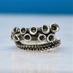 Octopus Ring  tentacle Ring octopus tentacle adjustable ring custom oder for beff101