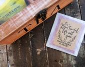 Personalized Wedding Tea Envelopes - Romantic Tea Pun - Bags & stickers for your tea favor, winter wedding - 20 envelopes (tea not included)