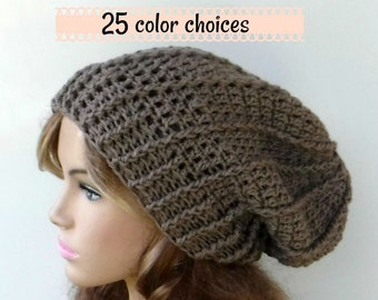 4f31b440422 25 Color Choices Slouchy Hat