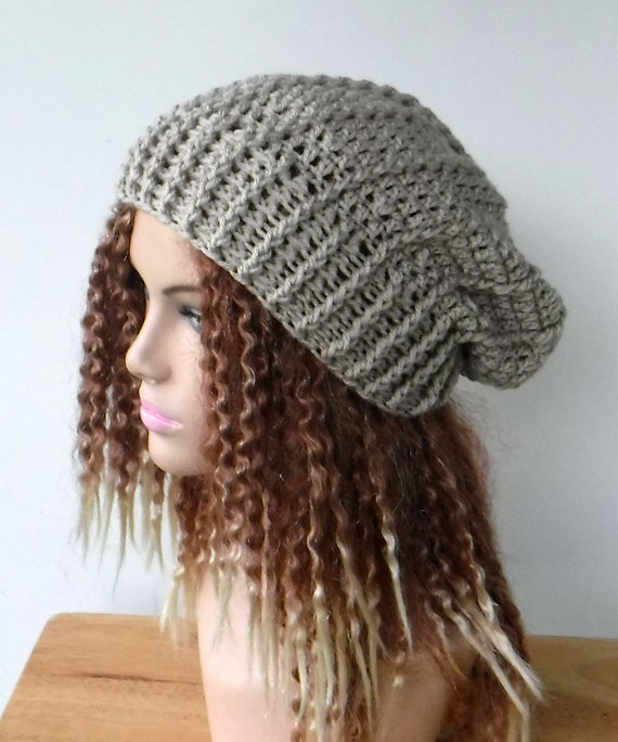 c0acbe7892d Slouchy Hat Women Slouchy Beanie Women Crochet Hat Winter Hat