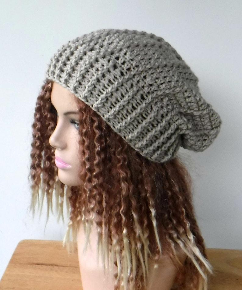 a3c81721a39 Slouchy Hat Women Slouchy Beanie Women Crochet Hat Winter Hat