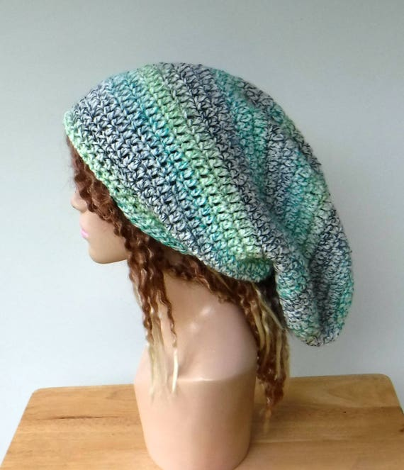a3982ae354f Morningstar Long Dread tam hat dreadlocks hat handmade