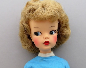 1962 Ideal Tammy Doll - Sandy Blonde - Ideal Toy Corp - BS-12 3