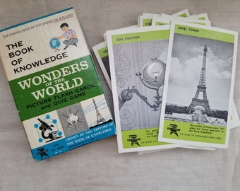 Wonders of the World Flashcards