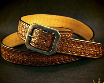 Leather Belts Unisex