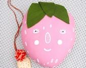 Mrs. Berry Silkscreen Plushie