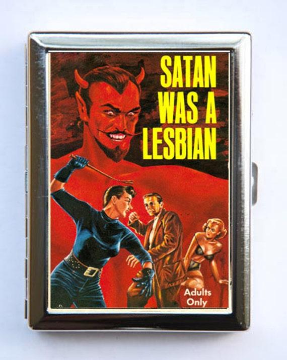 Smoking lesbian cigarette holder