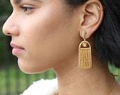 Fringe Theory Earrings