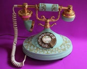 VINTAGE french style rotary phone