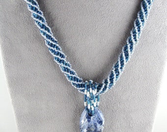 Blue Water Helix