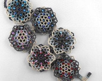 Flower Burst Bracelet