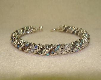 Silvery Sparkles
