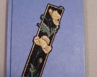 Yellow Poppies Bookmark