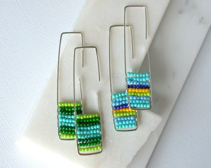 Seed Bead Threaders