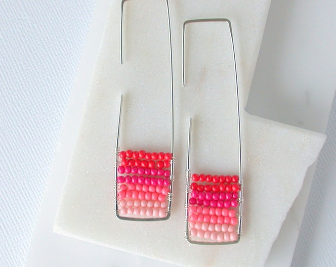 Lovey Beaded Rectangles