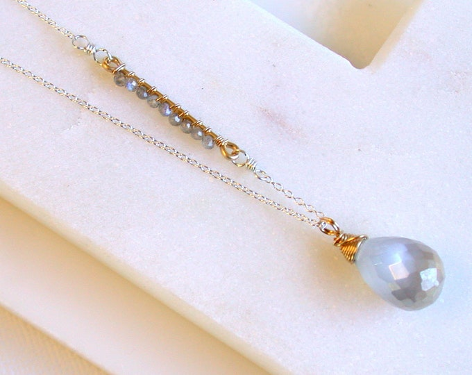 Silverite Pendant Necklace