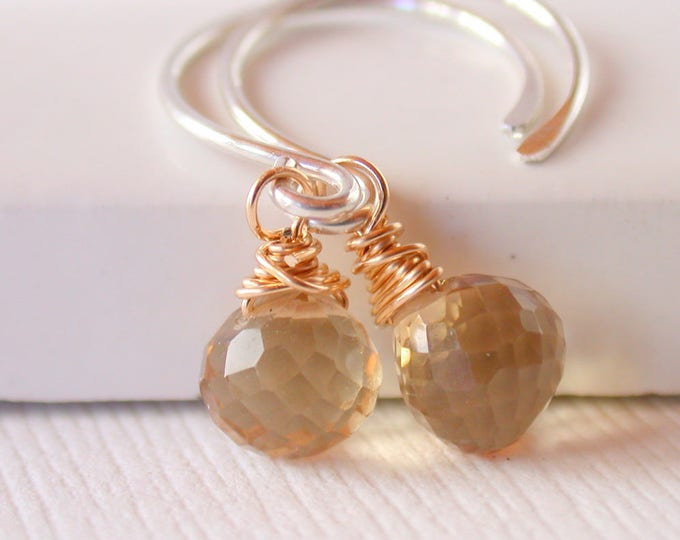 Citrine Droplets