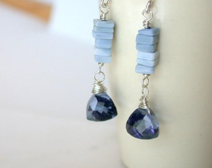 Blue Opal Stack