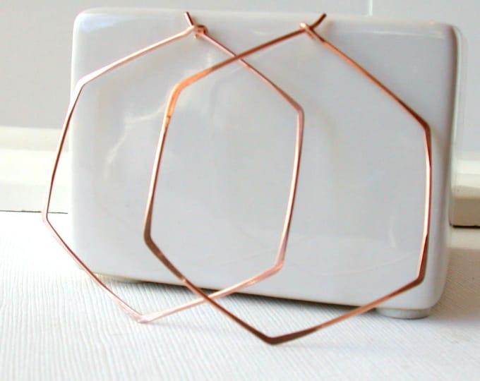 SALE! Hexagon Hoops