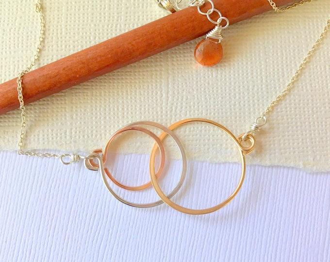 NEW DAY SALE! Embrace Necklace