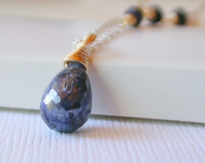 Midnight Sky Necklace