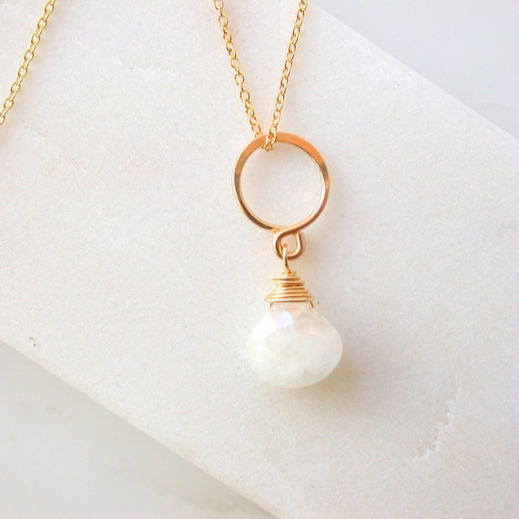 Moonstone Droplet
