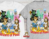 WIZARD OF OZ T-shirt.  Wi...