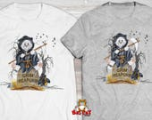CAT SHIRT - Grim Reapurr-...