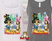 WIZARD OF OZ Tank Top.  W...
