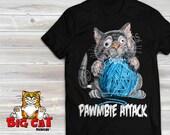 Pawmbie Attack.  Black, W...