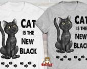 CAT is the NEW BLACK Cat ...