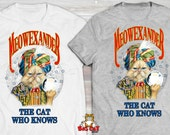 MEOWEXANDER MAGICIAN CAT ...